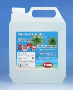 ココナツ洗剤お徳用4リットル1個