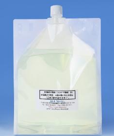ココナツ洗剤 エコパック 詰め替え用 3リットル 1ケース(3リットル×6個)