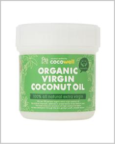 ココナッツの生命力と南国の香りをかさつくお肌に・オーガニックバージンココナッツオイル 140ml